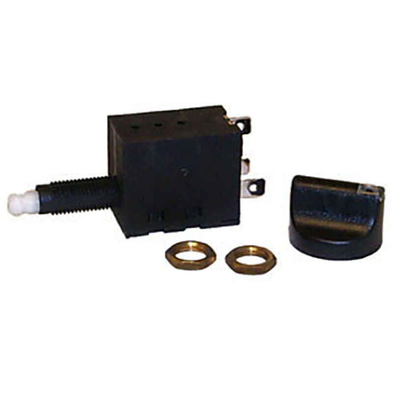 Sierra Rotary Switch On/Off/On SPDT, Sierra Part #MP78730 image number 1