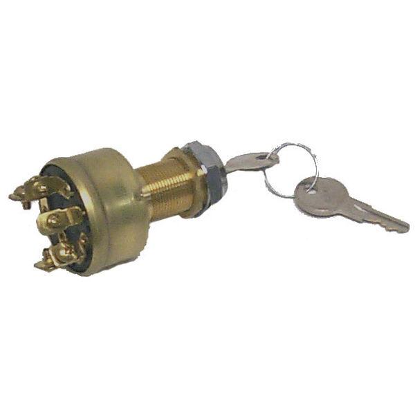 Sierra Three-Position Ignition Switch, Sierra Part #MP39040