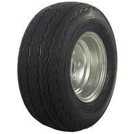 Tredit H188 4.80 x 8 Bias Trailer Tire, 5-Lug Standard Galvanized Rim