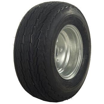 Tredit H188 5.70 x 8 Bias Trailer Tire, 5-Lug Standard Galvanized Rim