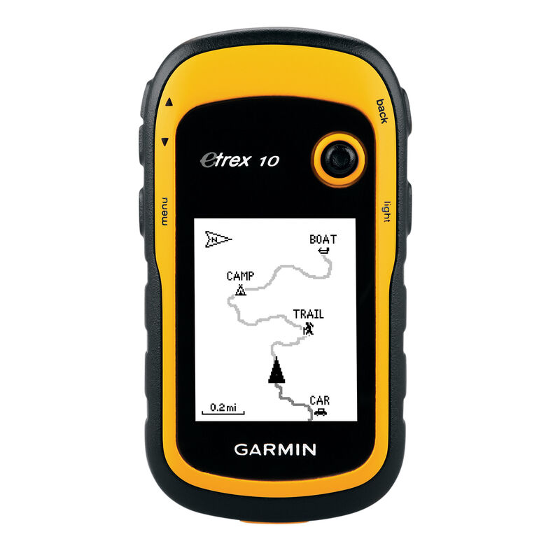 Garmin eTrex 10 Handheld GPS image number 1