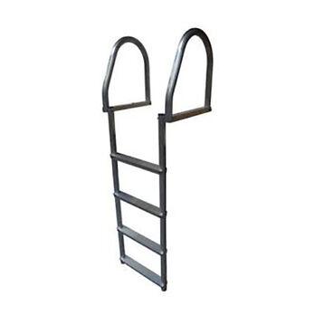 Dock Edge Flip-Up Eco Dock Ladder, 4-Step