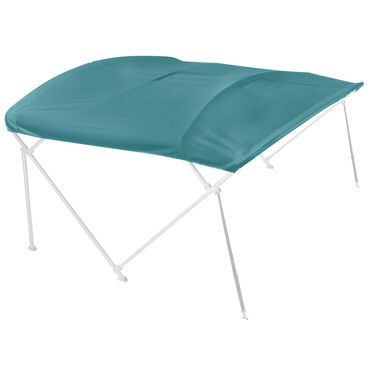 """Traditional Pontoon Bimini Top Fabric Only, SurLast Polyester, 96""""-102"""" Wide"""