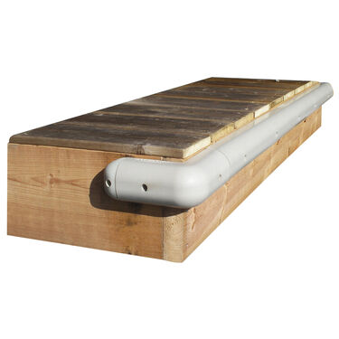 """Dockmate Small """"D"""" Profile Dock Cushion Corner Section"""