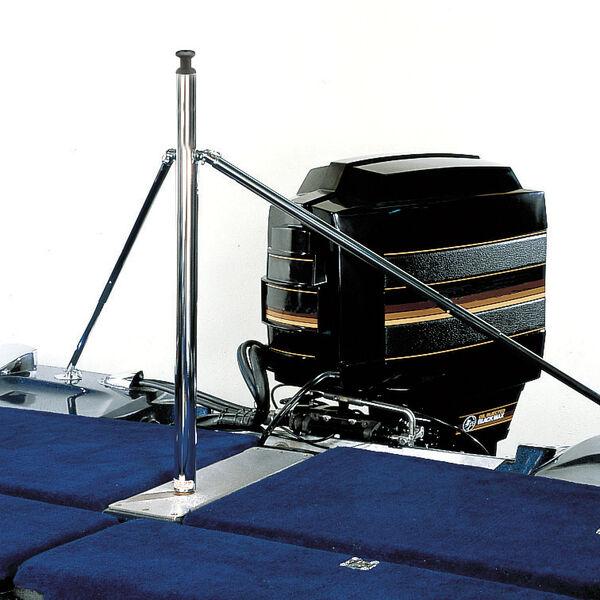 Bass Boat Ski Pylon