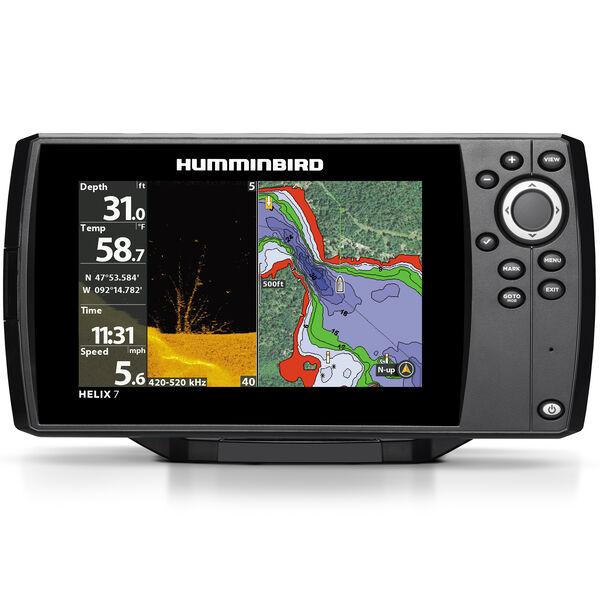 Humminbird Helix 7 DI GPS G2 CHIRP Fishfinder Chartplotter Combo