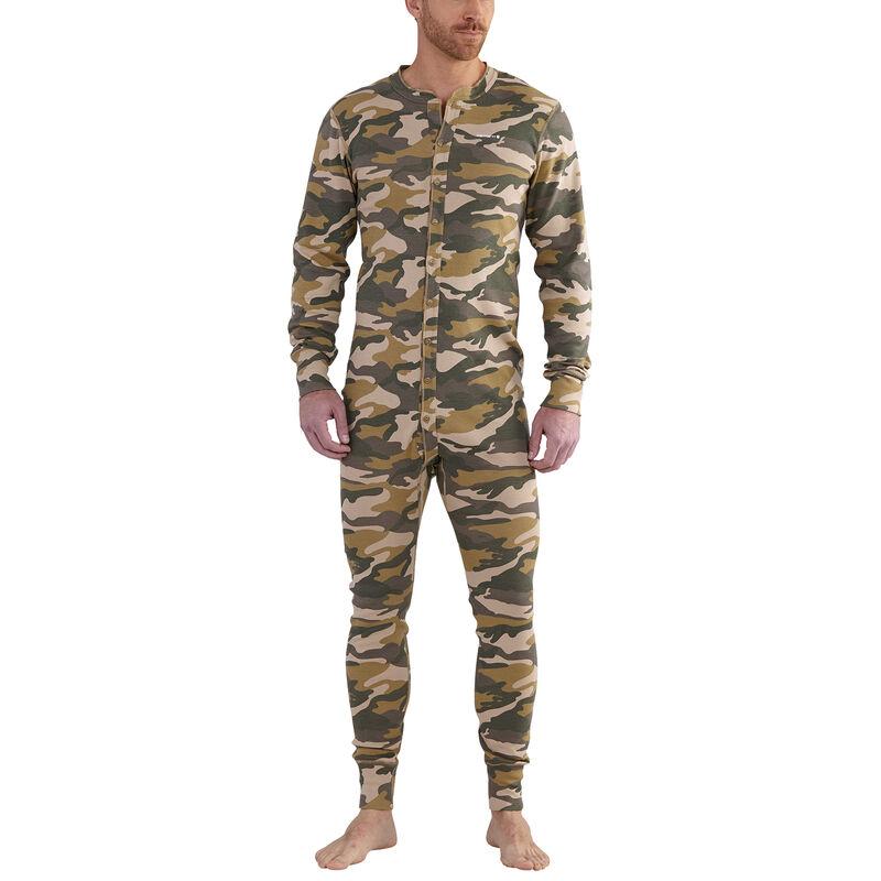 Carhartt Men's Cotton Union Suit image number 2