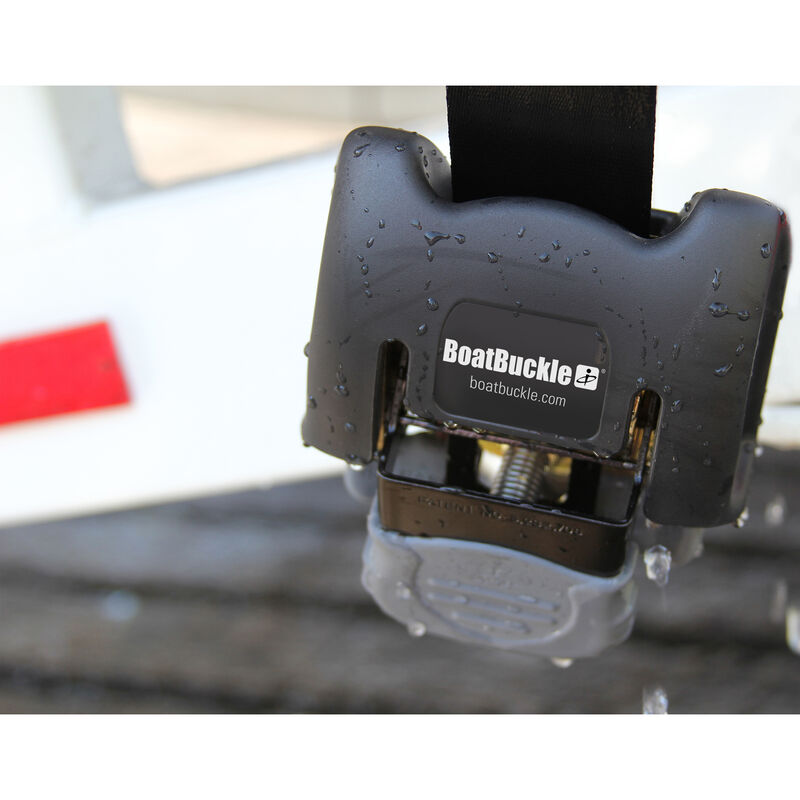 BoatBuckle Retractable Transom Tie-Down System image number 6