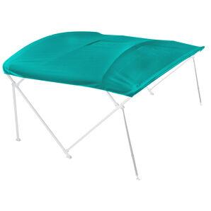 "Traditional Pontoon Bimini Top Fabric Only, Sunbrella Acrylic, 90""-96"" Wide"