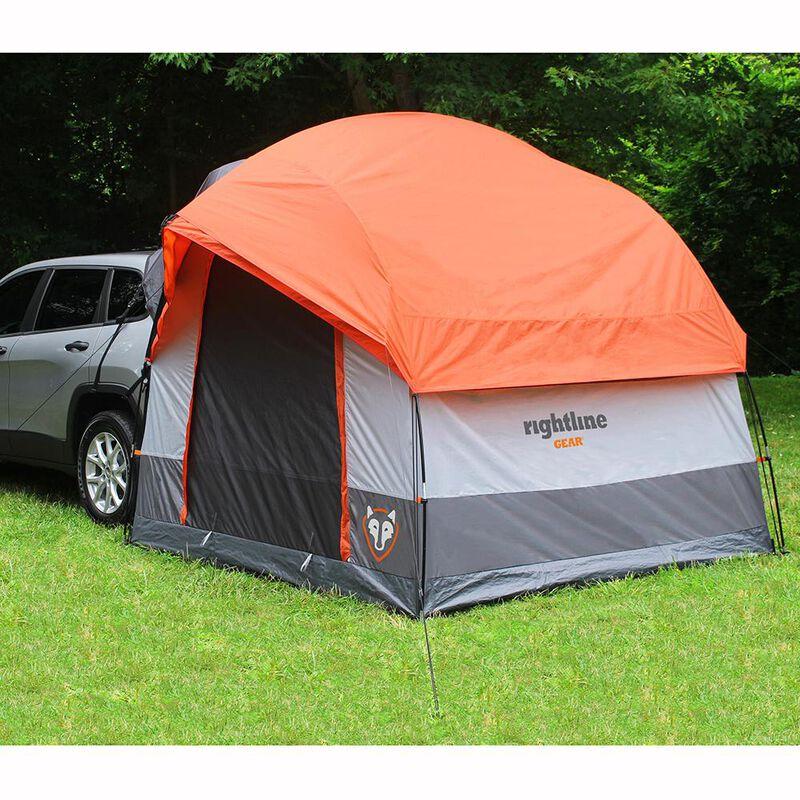SUV Tent, Orange image number 1