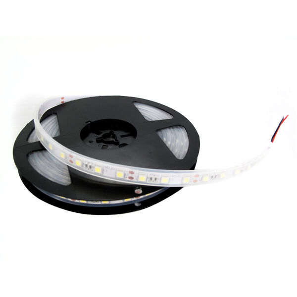 Marine Sport 16' Flexible LED Strip Light with Clear Waterproof Sleeve, White