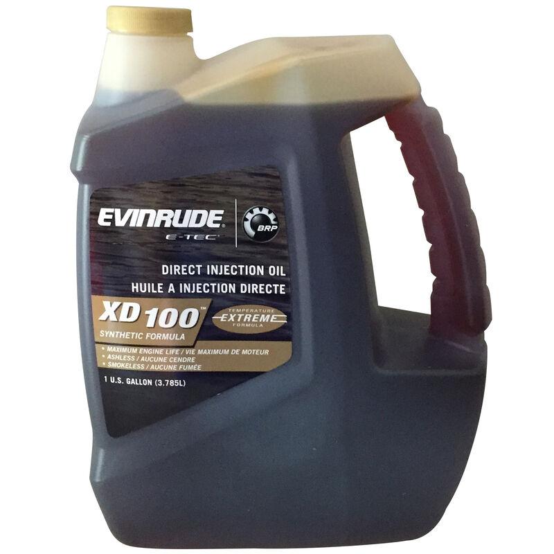 Evinrude XD100 2-Stroke Outboard Oil image number 1