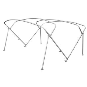 "Shademate Pontoon Bimini Top Frame Only, 1.25"" Frame, 10' Long"