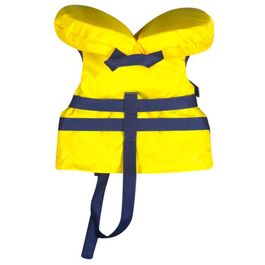 Overton's Infant Nylon Life Jacket, Yellow
