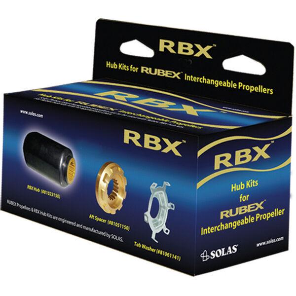 Solas Rubex RBX-113 Propeller Interchangeable Hub Kit For Honda 35-50 HP