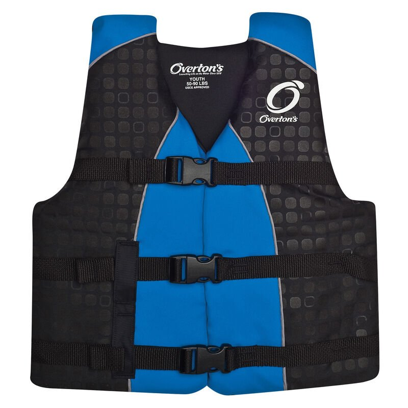 Overton's Youth Nylon Vest image number 5