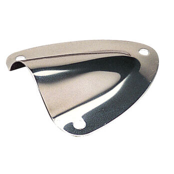 """Sea-Dog Stainless Steel Midget Clamshell Vent, 2-1/8""""L"""