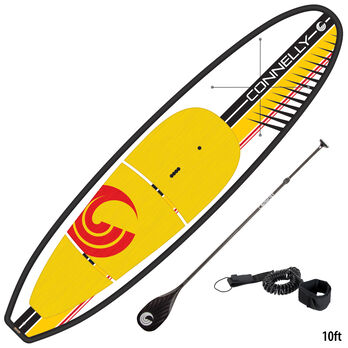 Connelly Classic Stand-Up Paddleboard With Carbon Paddle