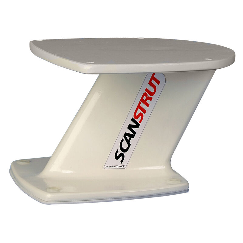 "Scanstrut 6"" Composite PowerTower - Garmin/Lowrance/Raymarine Radomes and more image number 1"