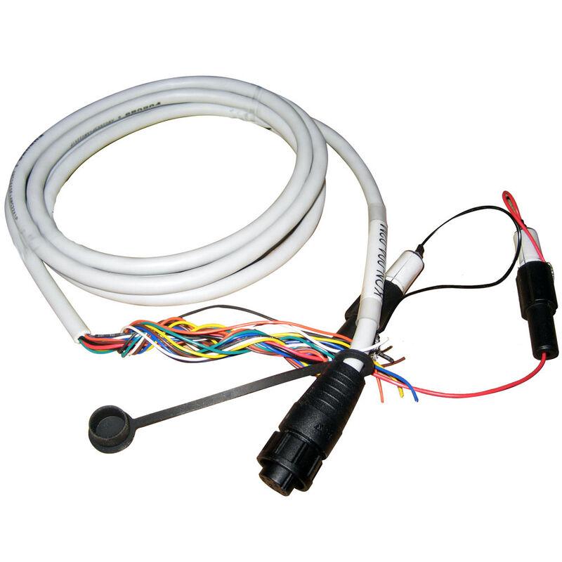 Furuno Power/Data Cable For FCV585/FCV620 Fishfinders image number 1