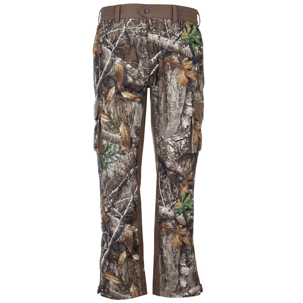 Guide Series Men's Camo Rain Pant, Realtree Edge