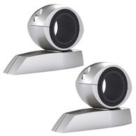 FUSION Swivel Mount Wake Tower Speaker Clamp - Pair