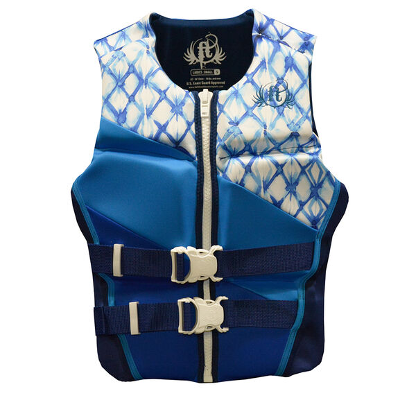 Full Throttle Women's Flex-Back Neoprene Life Vest