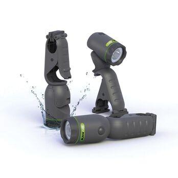 Blackfire Waterproof 190 Lumen Clamplight