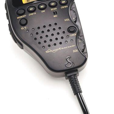 Cobra 75 WX St All-In-Handset Mobile CB