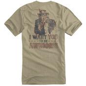 Field Duty Men's Awesome Short-Sleeve Tee