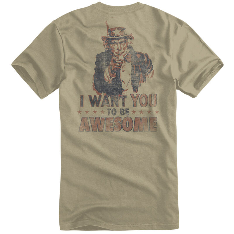 Field Duty Men's Awesome Short-Sleeve Tee image number 1