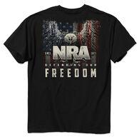 NRA Men's Freedom Eagle Short-Sleeve Tee