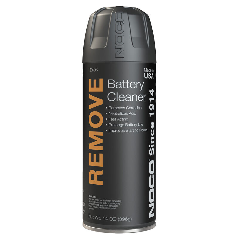NOCO Remove Battery Cleaner, 14 oz. image number 1