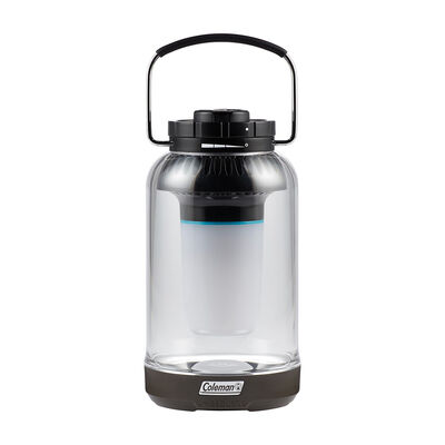 Coleman OneSource 1000 Lumens LED Lantern & Rechargeable Lithium-Ion Battery