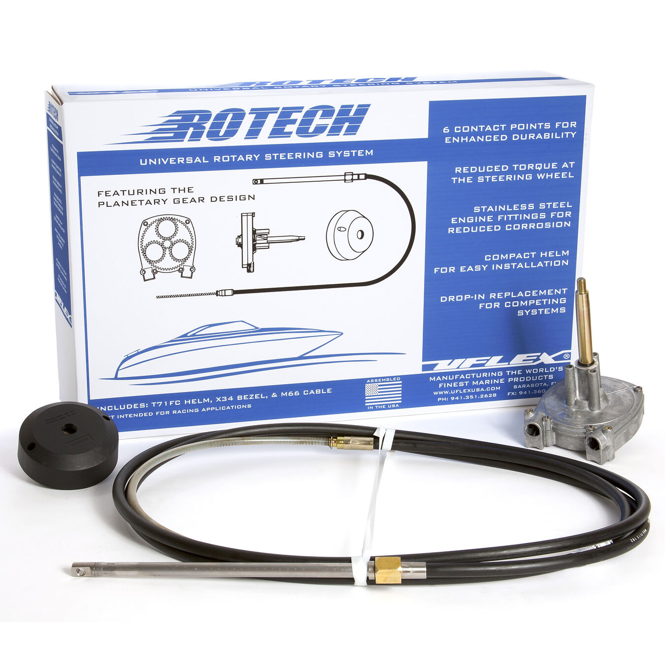 uflex rotech rotary steering system