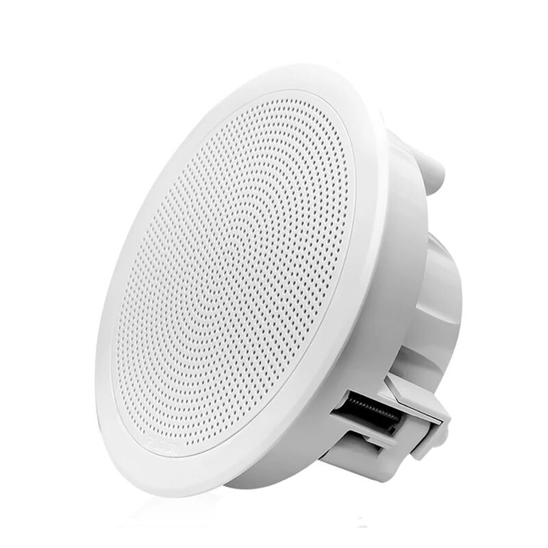 "FUSION FM-F65RW FM Series 6.5"" Flush Mount Round Marine Speakers image number 6"