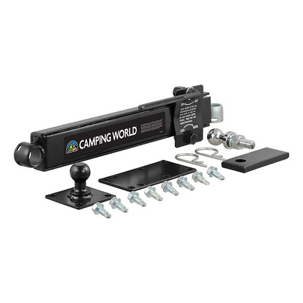 Curt Manufacturing CURT 17200-63 Sway Control Kit
