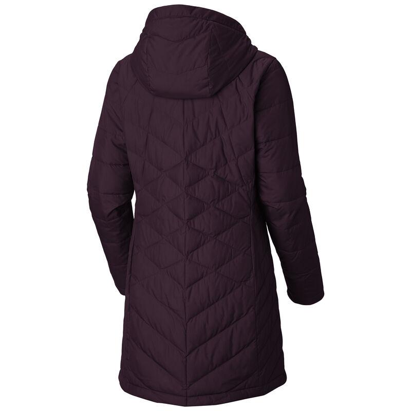 Columbia Women's Heavenly Long Hooded Jacket image number 6