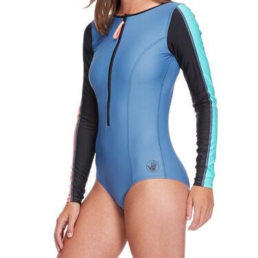 Body Glove Women's Stripe It Up Breeze Paddle Suit