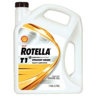 Shell Rotella T1 Grade 30W Diesel Engine Oil, 5-Gallon Pail