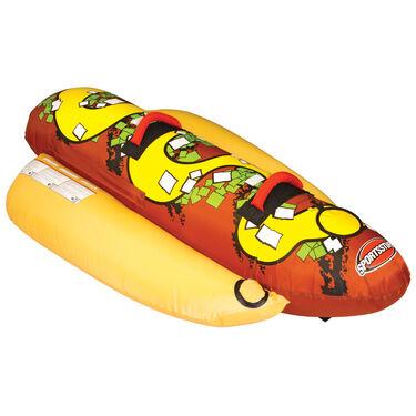 Sportsstuff Hot Dog 2-Person Towable Tube