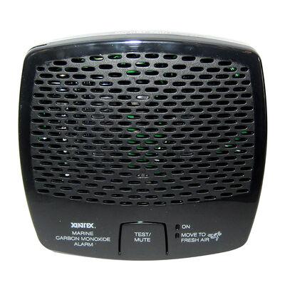 Xintex Carbon 12V/24V Monoxide Detector, Black