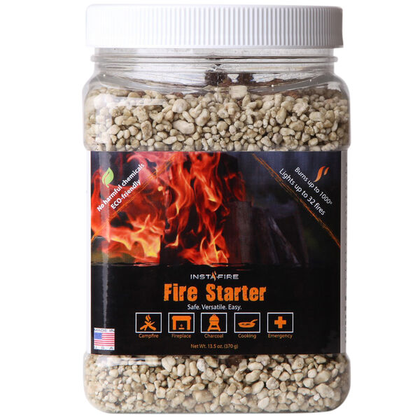 InstaFire Fire Starter, Quart