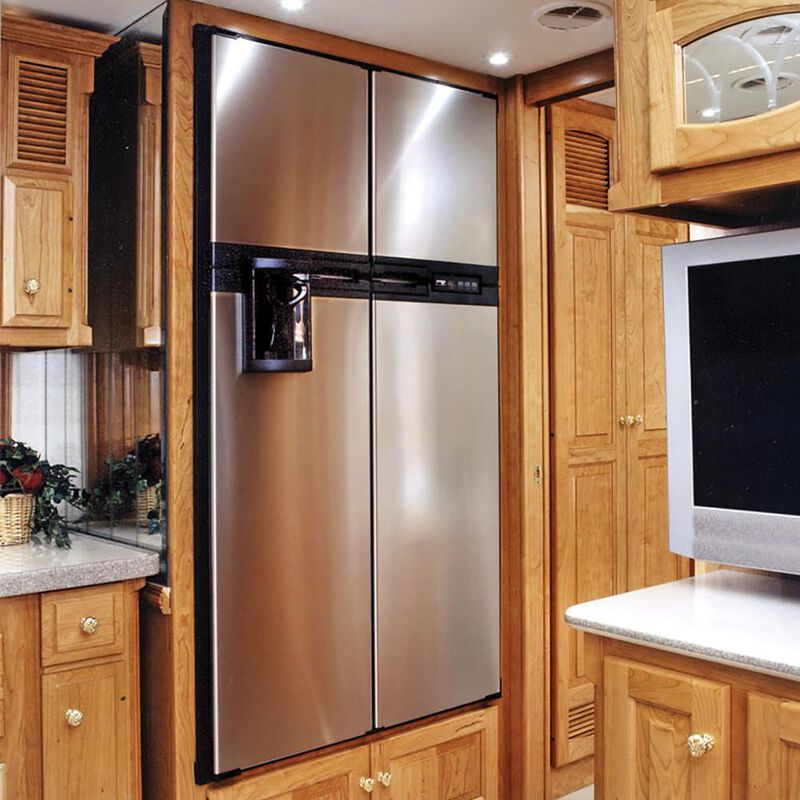 Norcold Refrigerator with Ice Maker, 12 CF image number 8
