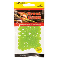 Magic Trout Eggs, Chartreuse/Garlic