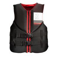 Hyperlite Men's Indy Life Jacket - Black/Red - 2XL
