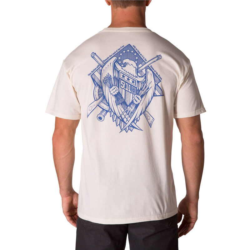 5.11 Tactical Men's Short-Sleeve Graphic Tee image number 2
