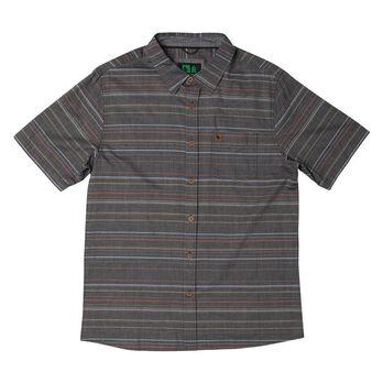 HippyTree Men's Anza Short-Sleeve Woven Shirt