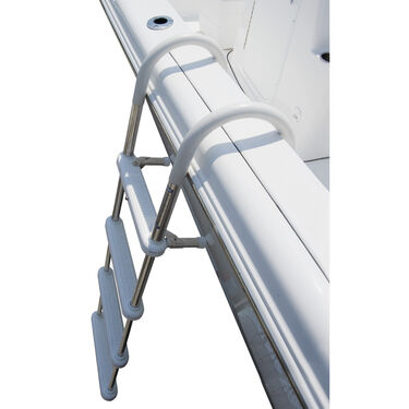 Dockmate Telescoping Gunwale Hook Ladder, 4-Step