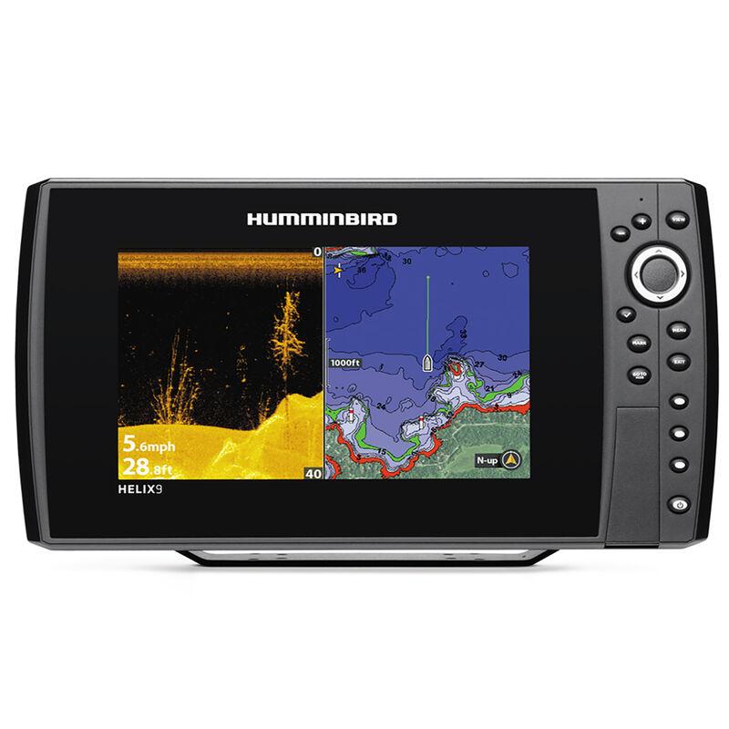 Humminbird Helix 9 DI Fishfinder GPS Combo image number 1